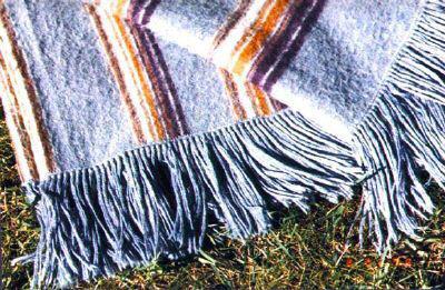 Alpaca Fiber Blanket