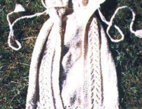 Alpaca Babies Cap/Cape combo